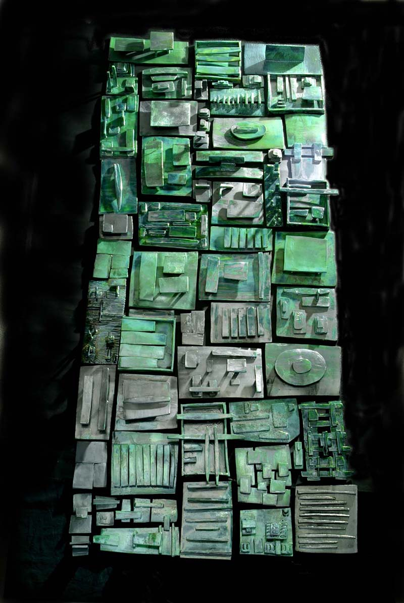 Abstract city - Adriana Albertini