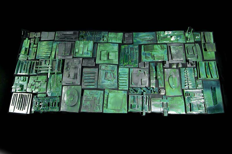Abstract city - Adriana Albertini