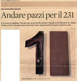 Il Sole 24 Ore 11/03/2007