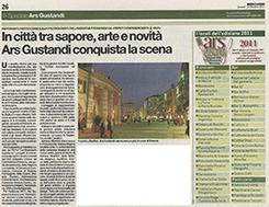 Bresciaoggi 20/10/2011
