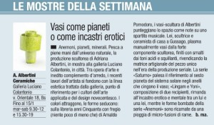 Giornale di Brescia 20/12/2014