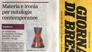 Giornale di Brescia 7 marzo 2019
